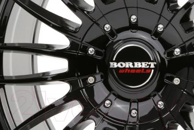 """Литой диск Borbet CW3 19x8.5"""" 5x112мм DIA 57.1мм ET 40мм (Black Glossy)"""