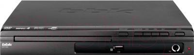 DVD-плеер BBK DVP170SI (темно-серый)