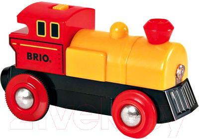 Элемент железной дороги Brio Паровоз 33594