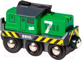 Элемент железной дороги Brio Локомотив 33214