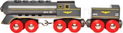 Элемент железной дороги Brio Скорый поезд 33697