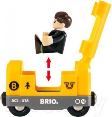 Элемент железной дороги Brio Поезд метро 33507