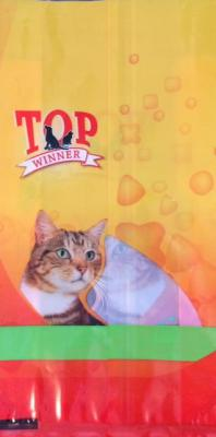 Корм для кошек Top Winner 6-mix 961 (10 кг) - общий вид
