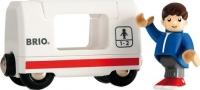 Элемент железной дороги Brio Вагон для путешествий 33509 -