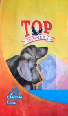 Корм для собак Top Winner Lamb & Rice 758 (10 кг) - общий вид