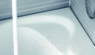 Ванна акриловая Ravak Rosa II 160x105 R (CL21000000) - удобное сиденье