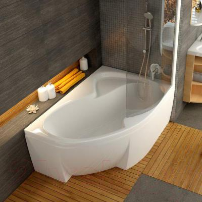 Ванна акриловая Ravak Rosa II 160x105 R (CL21000000) - в интерьере