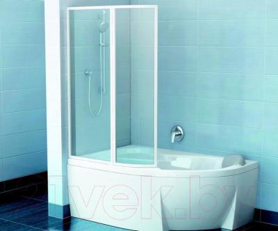 Ванна акриловая Ravak Rosa II 170x105 L (C221000000) - в интерьере