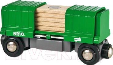 Элемент железной дороги Brio Вагон раздвижной 33561