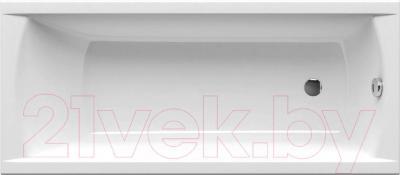 Ванна акриловая Ravak Classic 160x70 (C531000000)