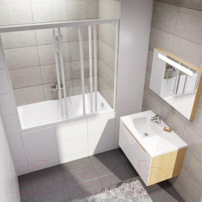 Ванна акриловая Ravak Classic 160x70 (C531000000) - в интерьере
