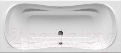 Ванна акриловая Ravak Campanula II 180x80 (CB21000000)