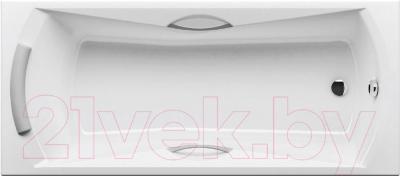 Ванна акриловая Ravak Sonata 180x80 (CW01000000)