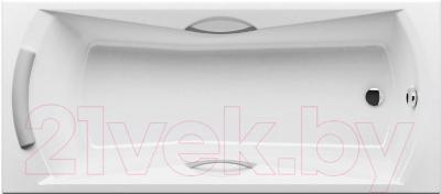 Подголовник для ванны Ravak Sonata (B67000000O) - на ванне