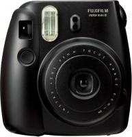 Фотоаппарат с мгновенной печатью Fujifilm Instax Mini 8 (черный) -