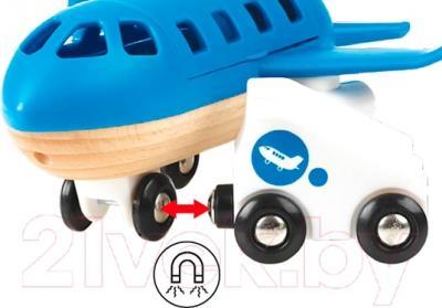 Элемент железной дороги Brio Самолет 33306