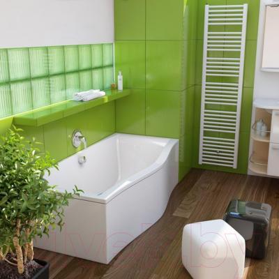 Экран для ванны Ravak Magnolia 75 L (CZ61200A00) - вместе с ванной