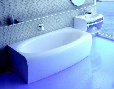 Ванна акриловая Ravak Evolution 170x97 (C851000000) - в интерьере