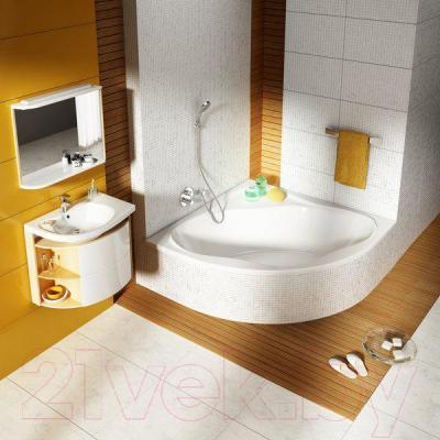 Ванна акриловая Ravak New Day 140x140 (C651000000) - удобное сиденье