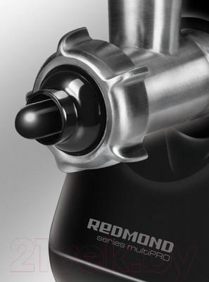 Мясорубка электрическая Redmond RMG-1212 (черный)