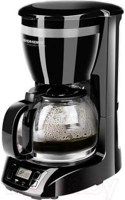 Капельная кофеварка Redmond RCM-1510 (черный)