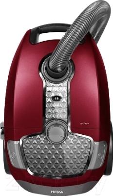 Пылесос Redmond RV-322 (красный)