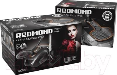 Пылесос Redmond RV-322 (серый)
