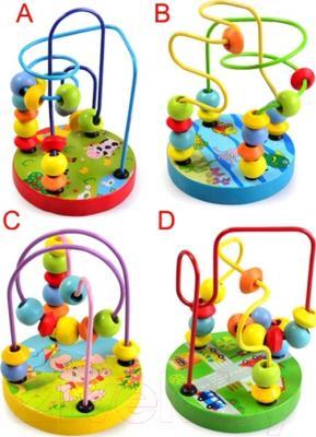 Развивающая игрушка Yunhe Muwanzi Развиваем моторику YX217 - различные варианты оформления игрушки