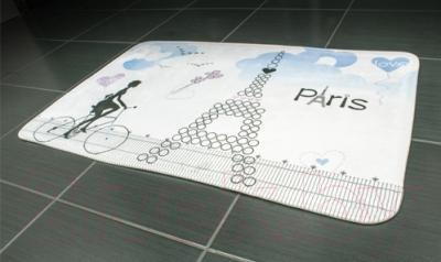 Коврик для ванной Tatkraft Paris 14886 - в интерьере