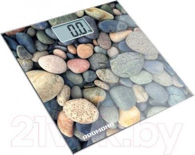 Напольные весы электронные Redmond RS-708 (камни)