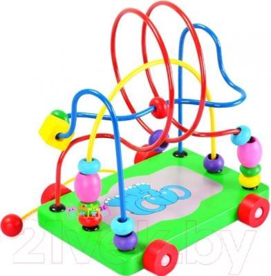 Развивающая игрушка Yunhe Muwanzi Умелые пальчики YX330