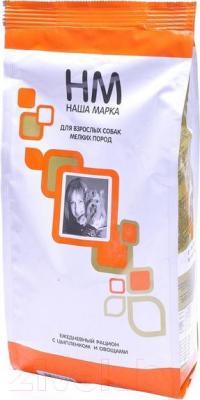 Корм для собак Наша Марка Для мелких пород НМ035 (15 кг) - общий вид