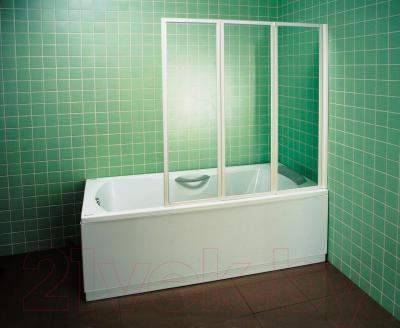 Пластиковая шторка для ванны Ravak VS3 115 (795S0100Z1)