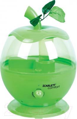 Ультразвуковой увлажнитель воздуха Scarlett SC-AH986M07 (зеленый)