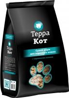 Корм для кошек ТерраКот С норвежским лососем TRK010 (10 кг) -