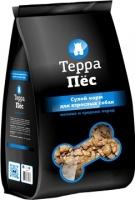 Корм для собак ТерраПес Для мелких и средних пород TRK016 (12 кг) -