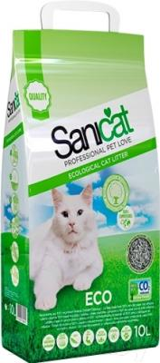 Наполнитель для туалета Sanicat Eco SCG027 (10л)