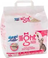 Наполнитель для туалета Sepicat Klump Light Ultra Fresh SPB005 (10л) -