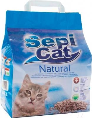 Наполнитель для туалета Sepicat Natural SPI001 (8л)
