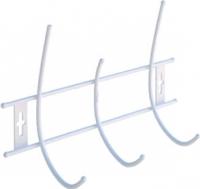 Вешалка для одежды ПТФ Лиана ВМ-123 (белый) -