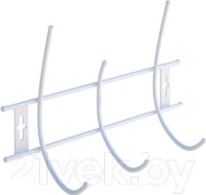 Вешалка для одежды ПТФ Лиана ВМ-123 (белый)