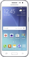 Смартфон Samsung Galaxy J2 / J200H/DS (белый) -