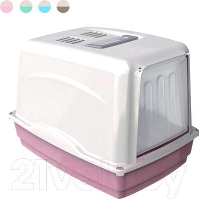 Туалет-домик Georplast Vicky 10582 - возможные цветовые исполнения