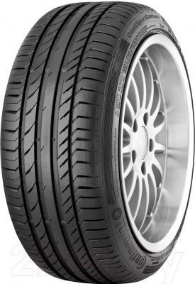 Летняя шина Continental ContiSportContact 5 SSR 245/40R17 91W RunFlat