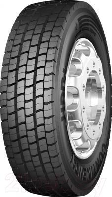 Всесезонная шина Continental HDR+ 315/80R22.5 154/150L (задняя)
