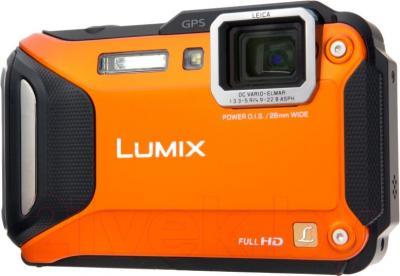 Компактный фотоаппарат Panasonic Lumix DMC-FT5EE9-D