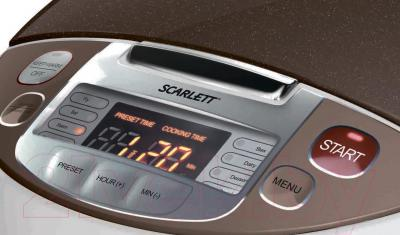 Мультиварка Scarlett SC-MC410S10