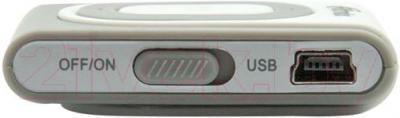 MP3-плеер Ritmix RF-2400 (4Gb, бело-серый)
