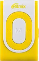 MP3-плеер Ritmix RF-2400 (4Gb, желто-белый) -