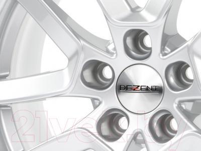 """Литой диск Dezent TF 16x7"""" 5x112мм DIA 66мм ET 39мм S (Silver)"""